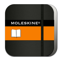 Moleskine Journal – 六大template筆記簿